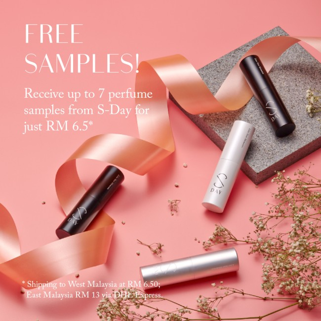 PICK YOUR FREE SAMPLES !